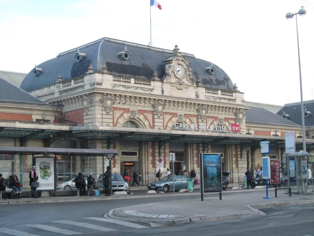 尼斯火车站
