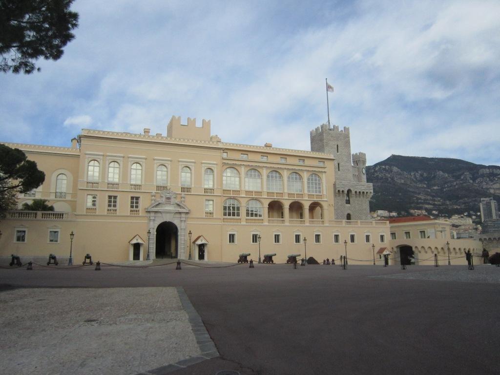 摩纳哥皇宫