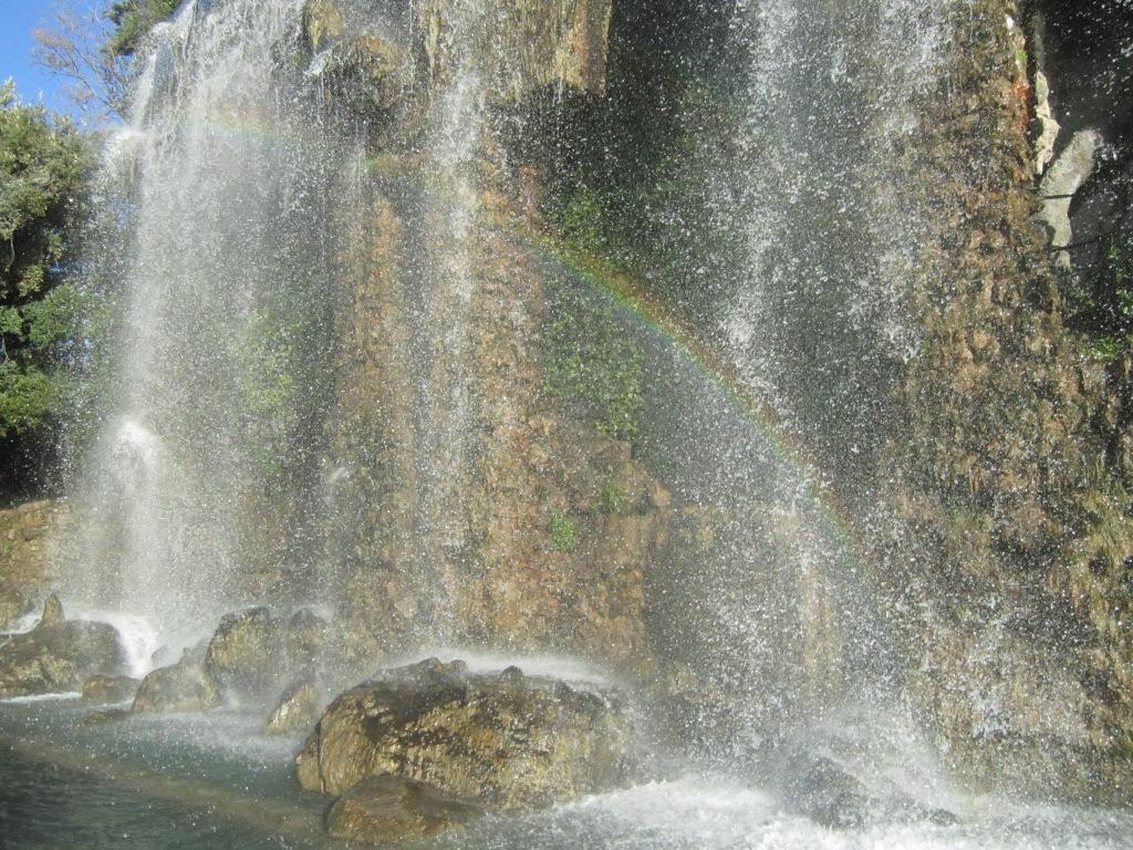 小瀑布(彩虹)
