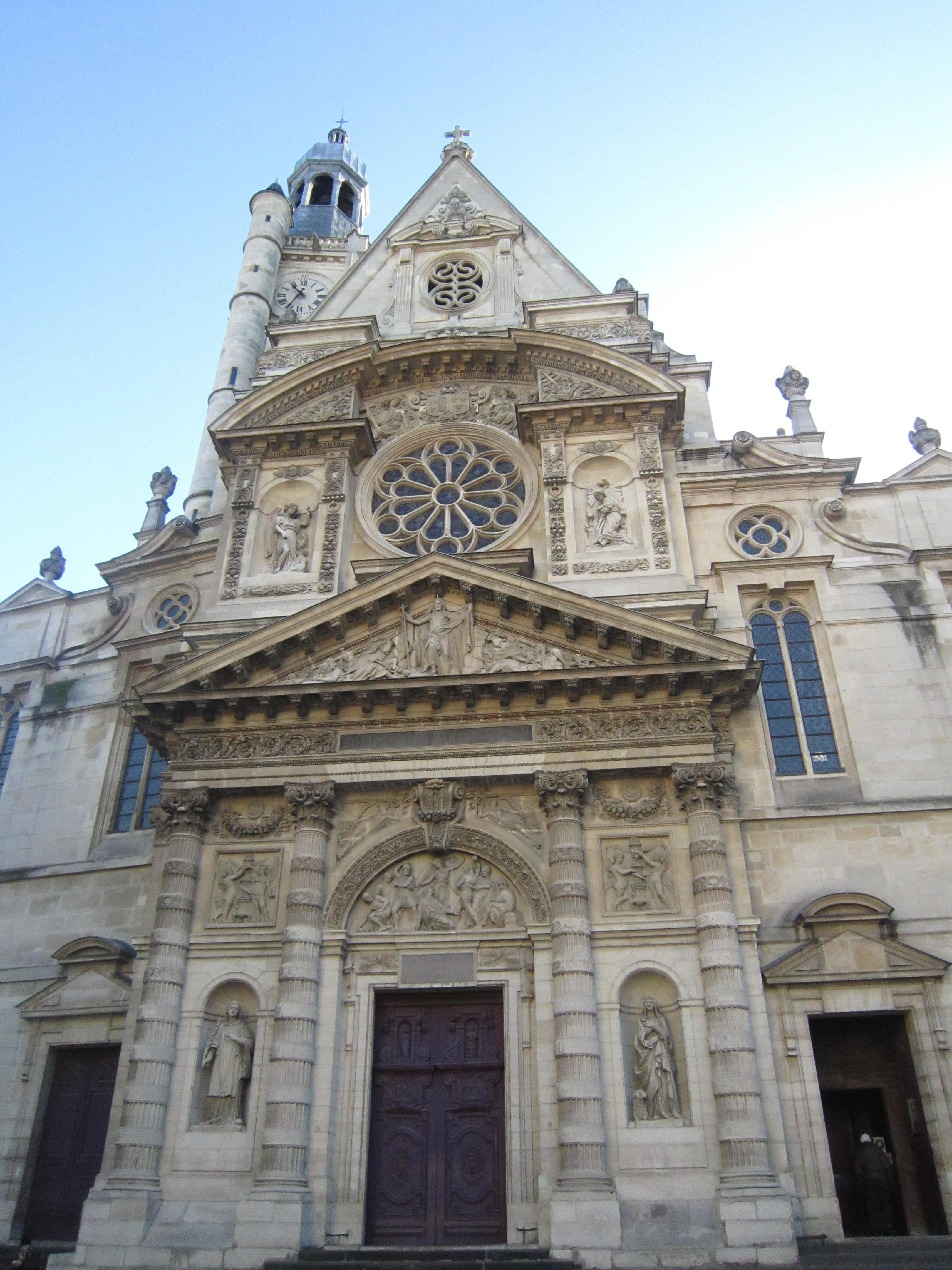 圣艾提安·杜蒙教堂